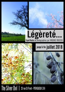 affiche virginie roussel photographies